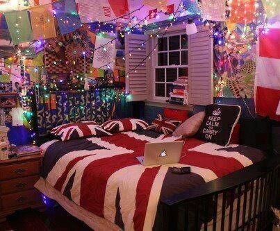 Tumblr bedrooms for teens | My room | Pinterest | Awesome ...