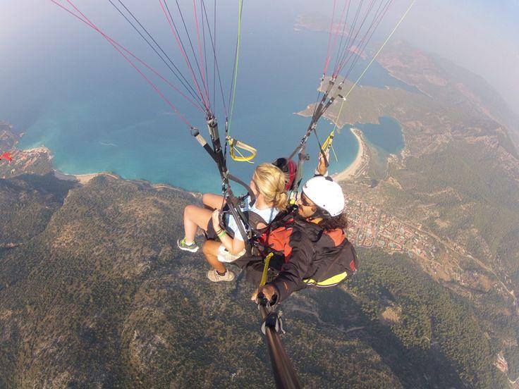 Olu Deniz #turkey #paragliding #oludeniz
