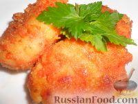 Фото к рецепту: Котлеты морковные