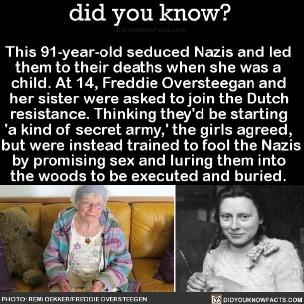 Such courage at a young age.  #wow #history #courage Download our free App: [LINK IN BIO]