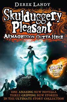 New novella Skullduggery Pleasant