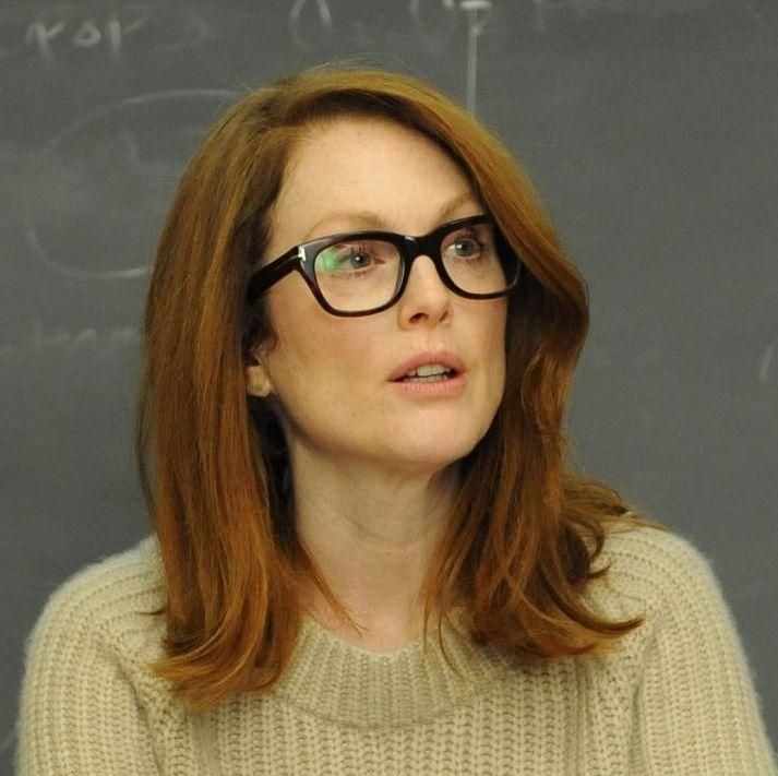 Julianne Moore's eye glasses in Still Alice movie