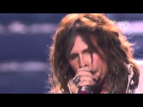 Steven Tyler - Dream On   (American Idol, I love it, still rockin' 40 years later! :))