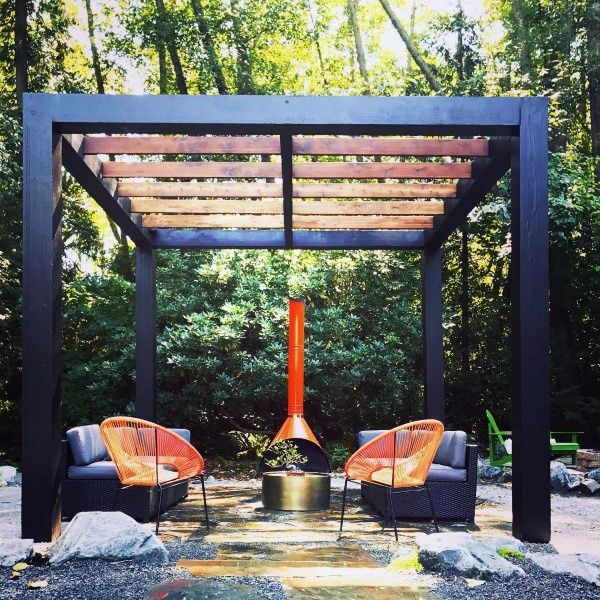 Top 60 Best Pergola Ideas Backyard Splendor In The Shade Modern Gazebo Pergola Shade Outdoor Pergola