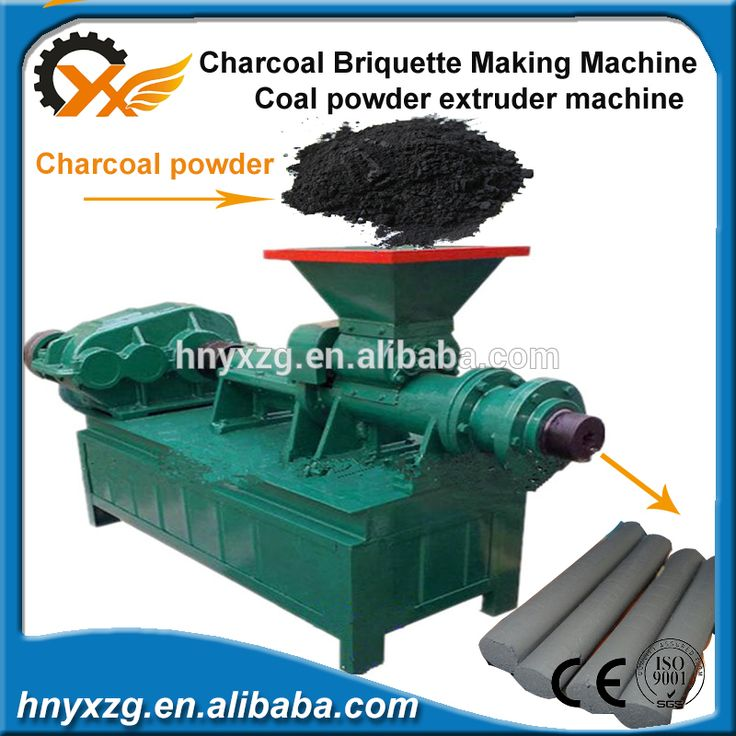 Automatic Charcoal Briquette Making Machine Coal dust Extruder Machine Price(Whatsapp:008613837185504)