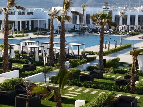 The new Sofitel Agadir Thalassa sea & spa hotel (Agadir, Maroc): great place!