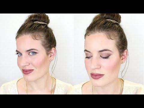 How to Create a Easy Natural Beauty Look for Everyday