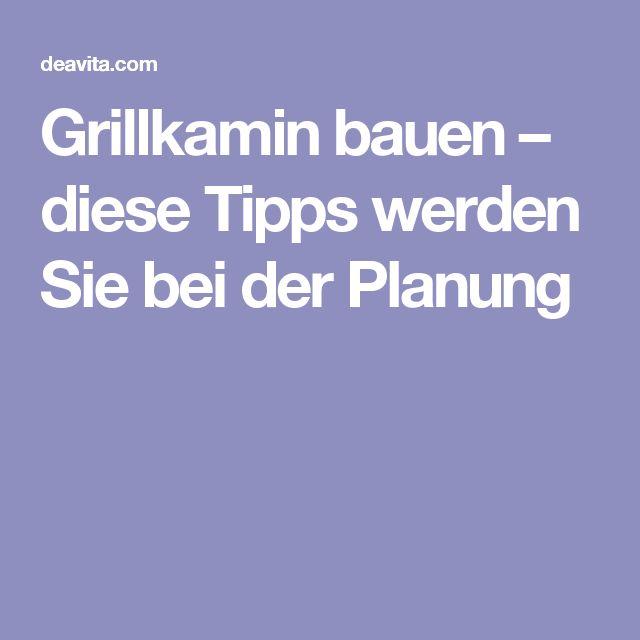 Grillkamin bauen diese tipps werden sie bei der planung unterstutzen  47 besten Gartengrill Bilder auf Pinterest | Garten ideen ...