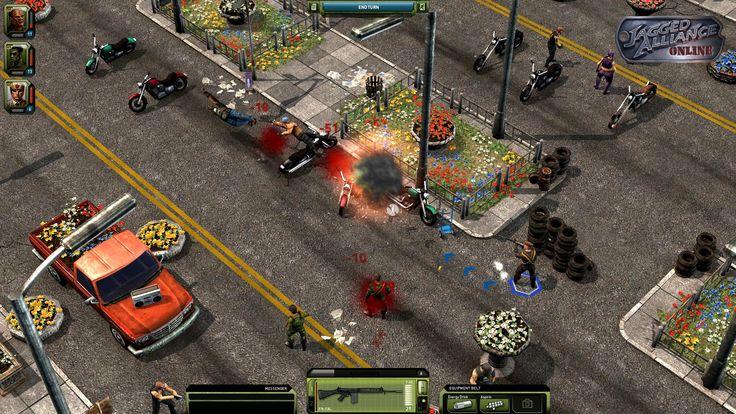 Jagged Alliance Online - http://gameshero.org/jagged-alliance-online/