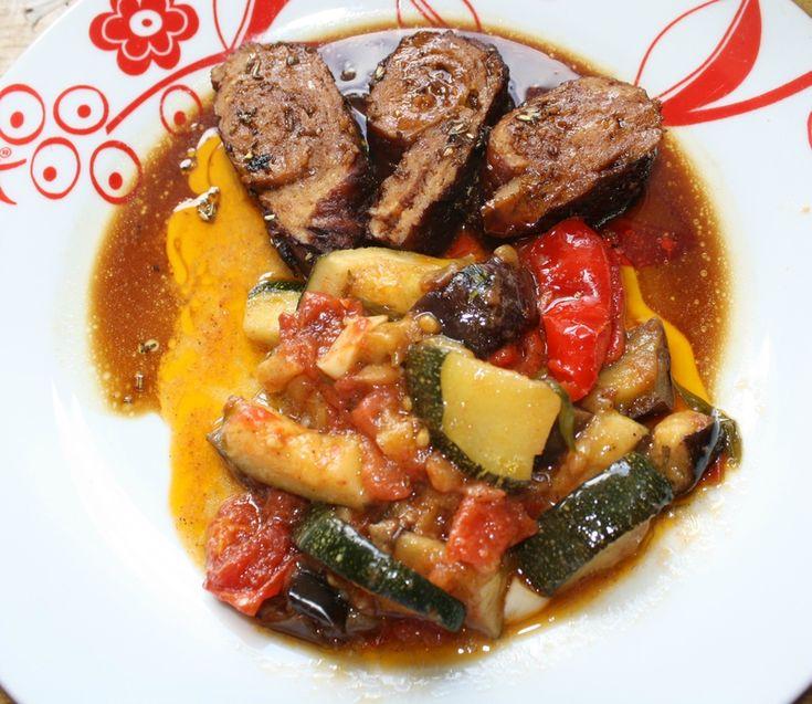 R ti de seitan au four ma cuisine v g talienne - Ma cuisine vegetarienne ...