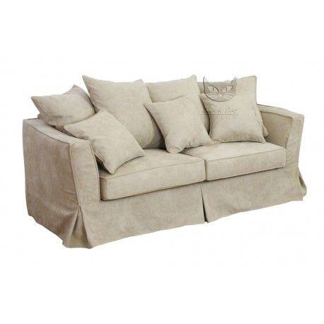 Sofa w stylu rustykalnym - Vivienne 190 cm