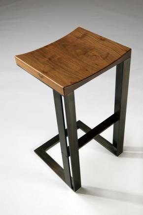 vintage metal stool - Buscar con Google