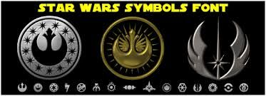 Image result for Star Wars logo