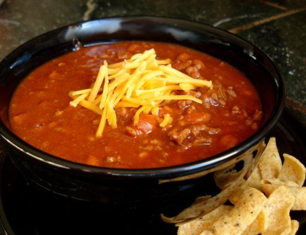 Make and share this Easy Mild Chili recipe from Food.com.