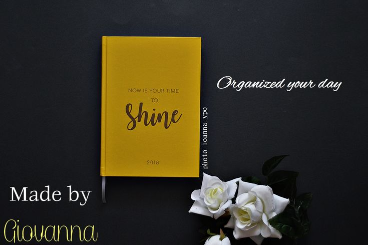 its time to be shine says my new #diary2018  #madebygiovanna #ioannaypo #thessaloniki #diary2018 #organizeyourbusiness #etsybusiness #etsyjewellery #womenbiz #womanbusiness #womandesigner #bussineswoman #manageyourtime #bussinessowner #planner2018 #womanism #officedisplay #stilllifephoto #syros