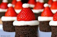 Le brownie du Père Noël
