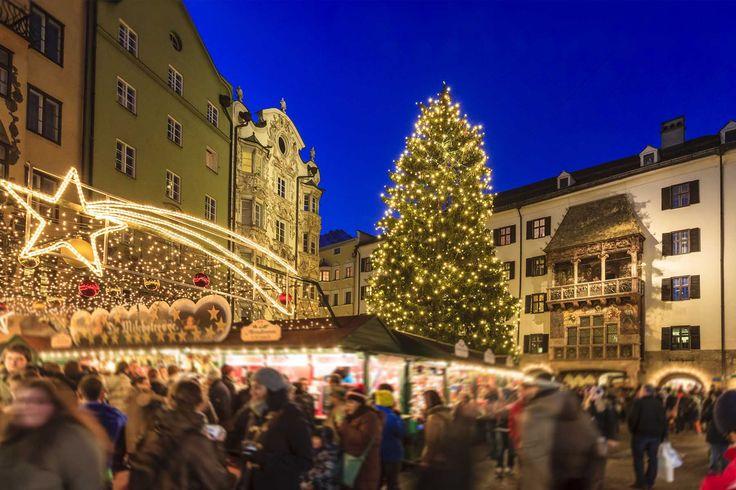 Mercadillos de Innsbruck, Austria - Los mejores mercadillos navideños de Europa