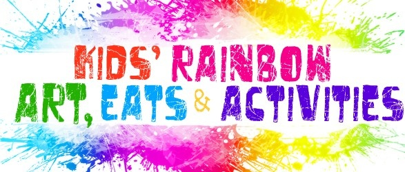 100+ Rainbow Art, Craft, Recipe, Play and Learning Ideas & Activities