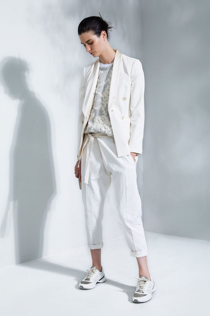 Brunello Cucinelli Spring 2016 Ready-to-Wear Collection Photos - Vogue