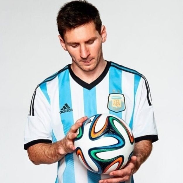 Leo Messi  Argentina national football team