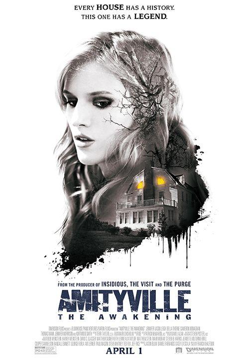 Poster Amityville El Despertar (Amityville The Awakening) En Amityville El Despertar una becaria dirige a un equipo en una investigación sobre el caso más famoso de casas embrujadas en el mundo.