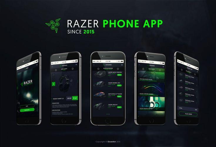 Razer Phone App - For sale by iEimiz