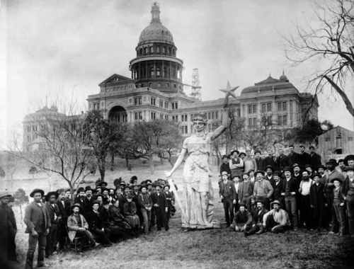 The City of The Violet Crown is an appellation for the city of Austin which originated sometime in the late 19th century. The earliest appearance of the phrase in print is an 1888 newspaper...