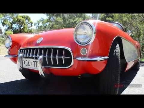 1957 Chevrolet C1 Corvette: A Saturday Night Special  www.carligious.com