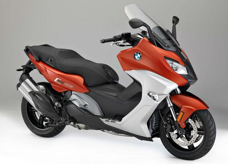 Pour 2016, le C650 Sport remplace le C600 au catalogue de BMW Motorrad