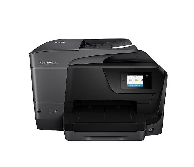 HP OfficeJet Pro Wireless Printer, Scanner, Copier, Fax