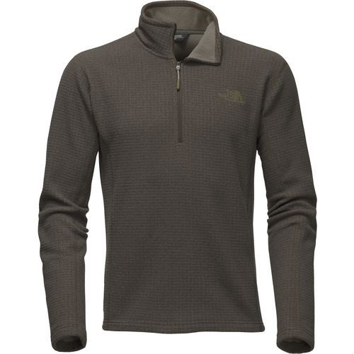 The North Face Men's SDS 1/2 Zip Pullover (Green Dark, Size Medium) - Men's Outdoor Apparel, Men's Longsleeve Outdoor Tops at Academy Sports
