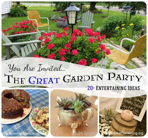 325 Best Parties Block Lawn Other Outdoor Events Images On Pinterest