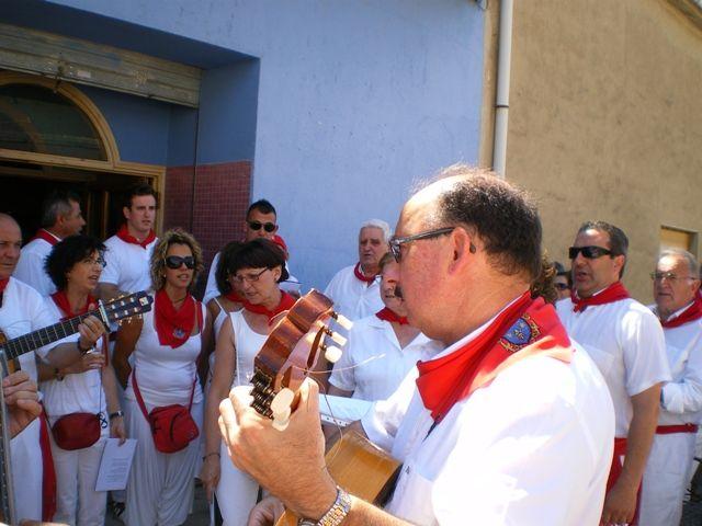 Santacara: Ronda Jotera en Santacara - Año 2010 (2ª Parte)