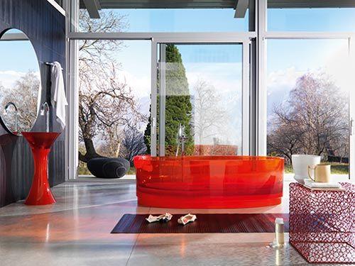 4189 besten La Décoration de la Maison Bilder auf Pinterest - moderne badezimmer ideen regia