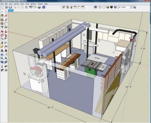 Enrol for authorised sketchup Pro classes to get the best coaching under certified professionals. Authorized institutions can teach you better about the functions of this awesome software.
