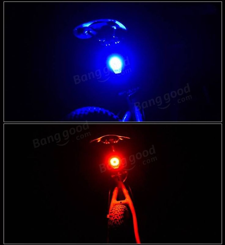 Smart Bicycle Tail Light USB Charging Warning Light LED MTB Round Rear Back Safety Lantern Sale - Banggood.com