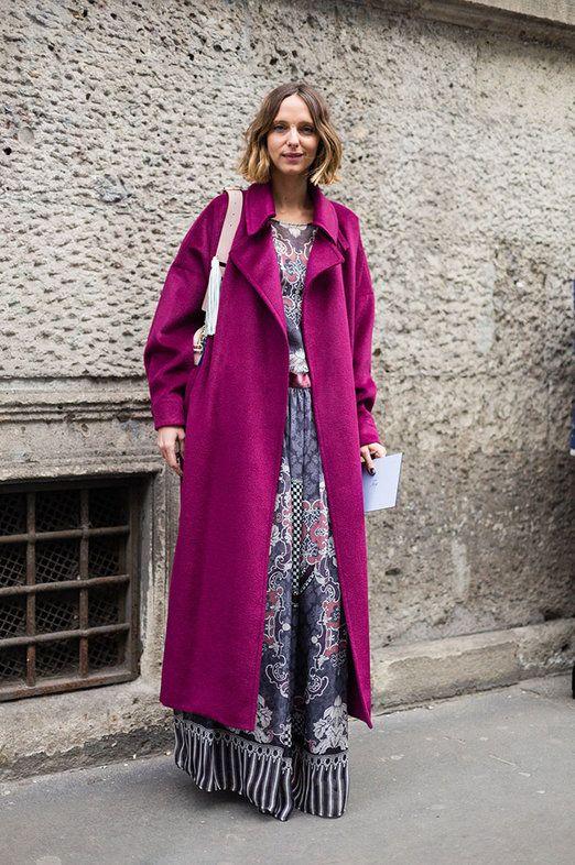 Semana de la moda de Milán otoño-invierno 2015 Candela Novembre