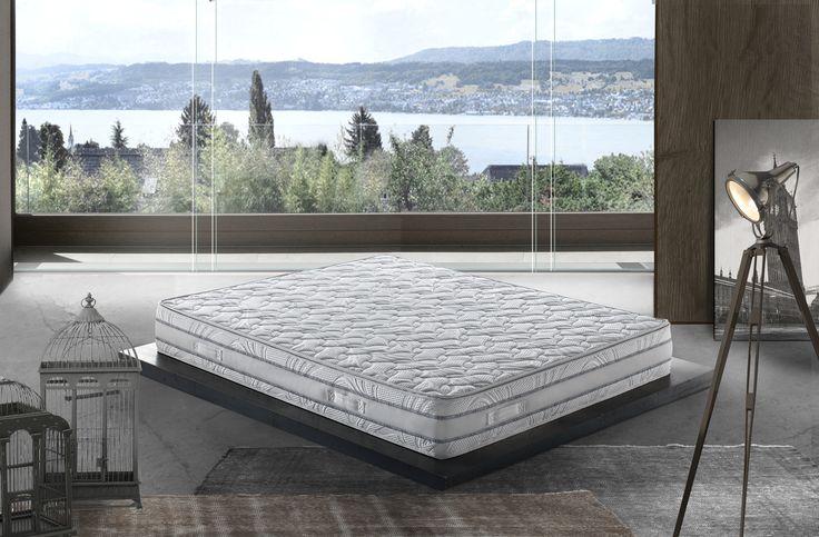 Mod. CLOUD Ecco l'universo dei materassi in Mind Foam eccezionali e di altissima qualità grazie all'utilizzo di materiali pregiati.