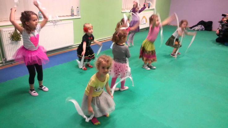 Tanečky děti 3-5let