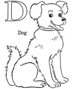 34 Best Kids Preschool Images On Pinterest Learning Letters D Coloring Pages