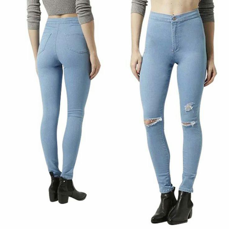 фото джинсы драные