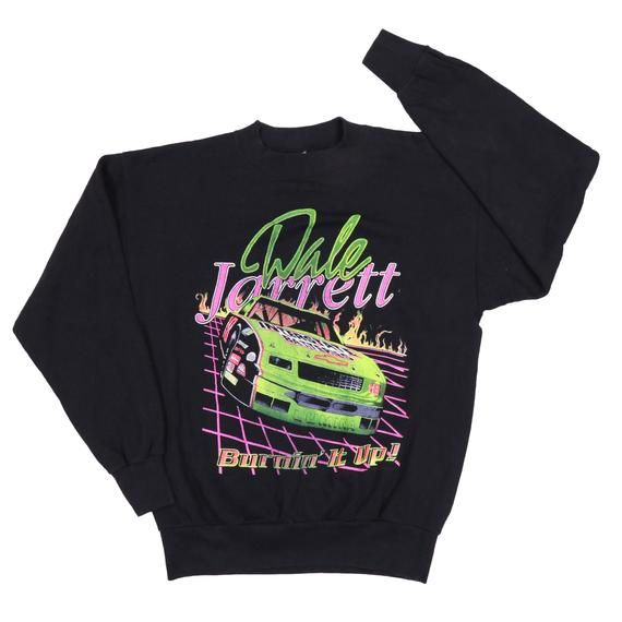 Vintage 90s Nascar Racing Sweater Nascar T Shirts 90s Shirt Vintage Nascar Shirts