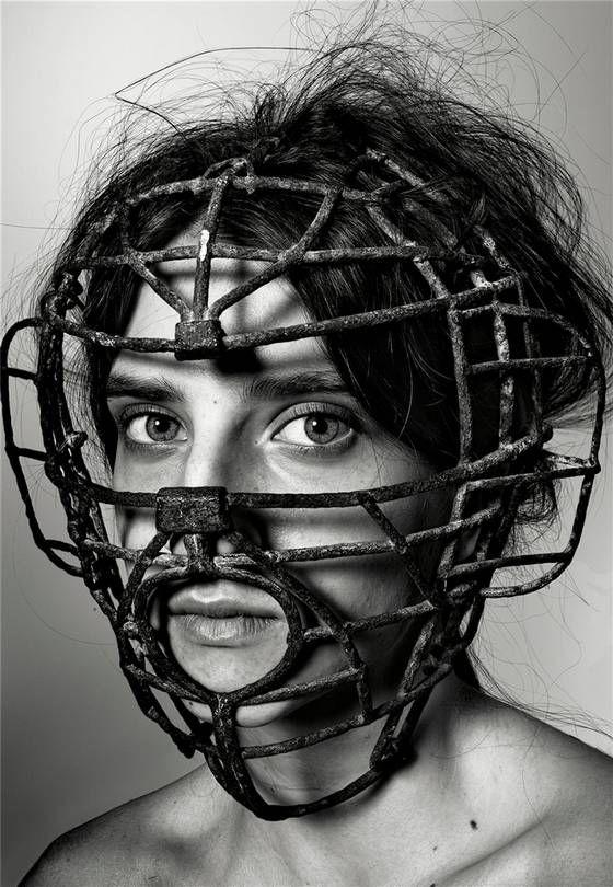 Strange Masks By Richard Burbridge photo