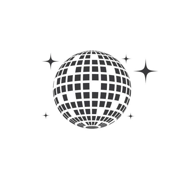Disco Ball Vector Icon Illustration Ball Icons Disco Ball Png And Vector With Transparent Background For Free Download Vector Icons Illustration Icon Illustration Disco Ball