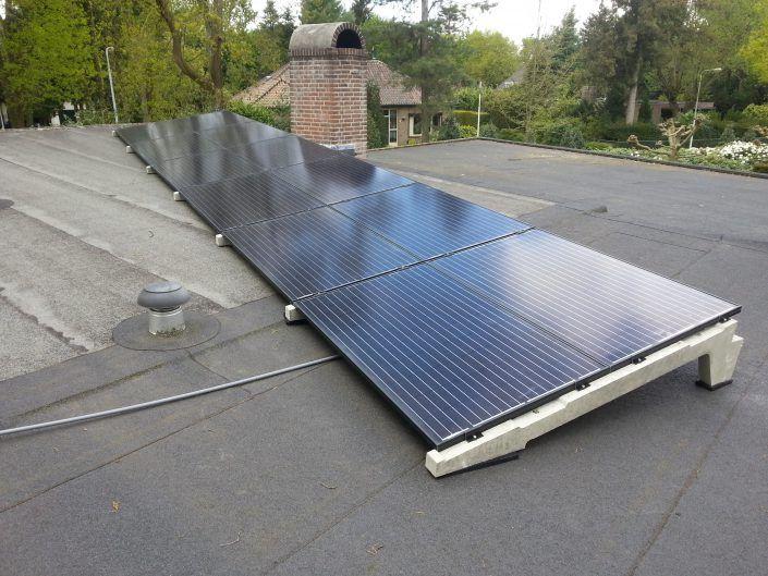 Dual Betonvoeten Voor Plat Dak Nr 792 10 Graden Hellingshoek Sun Solar Zonnepanelen Platte Dak Berghuizen