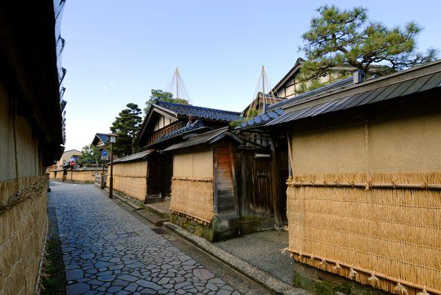 長町武家屋敷跡(イメージ)