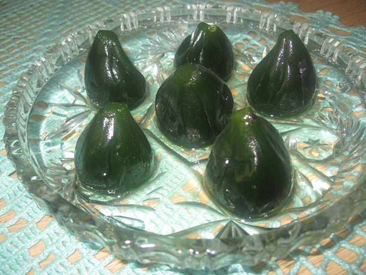 Γλυκό Κουταλιού Σύκο / Fig Spoon Sweet Αγάπα Με Αν Dolmas
