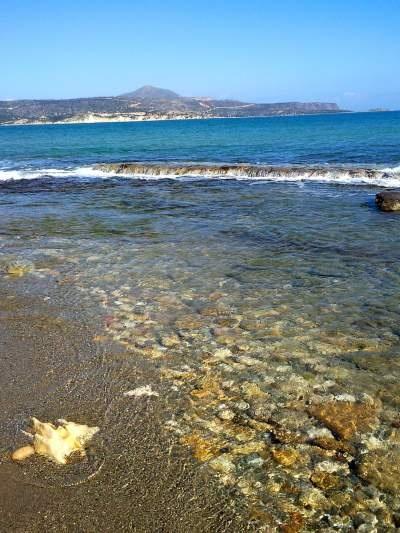 Kalyves Beach, Crete, Greece