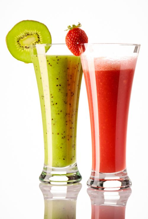 Healthy Coconut Oil Honey Fruit Juice