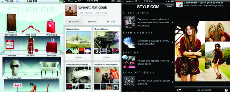 Smartfashion na Palma da Mão   http://blog.capitollium.com.br/lifestyle/smartfashion-na-palma-da-mao/ #Smarfashion #Gadgets #StylishGirl #Apps #ChicFeed #Pinterest #Style.com